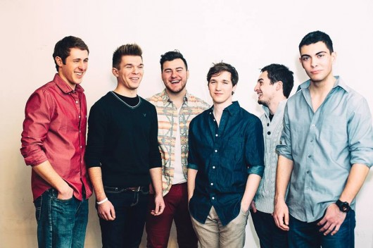 OSU-based band Captain Kidd is set to play at the OUAB Welcome Week Concert Aug. 29 on the South Oval. Credit: Courtesy of Cory Hajde