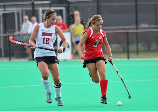 Ohio State field hockey prepares for No. 5 Syracuse