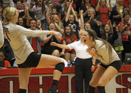 Reloaded Ohio State women's volleyball team set for Oregon Invitational