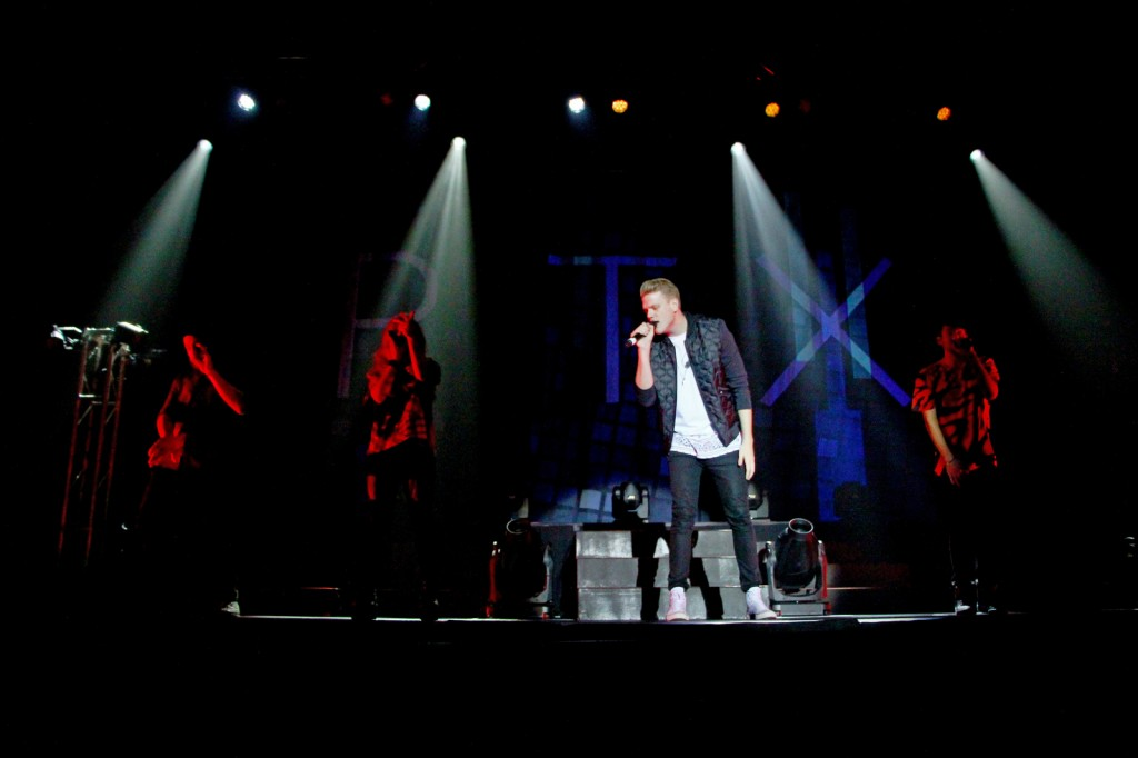 Review: A cappella group Pentatonix brings harmony to Ohio
