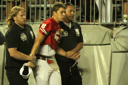 Attorney for OSU student tackled on field enters not guilty plea
