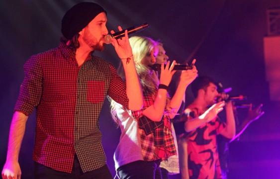 Gallery: Pentatonix strikes a chord at Ohio State