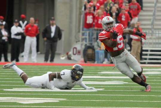 Ohio State trounces Kent State, 66-0, week after loss