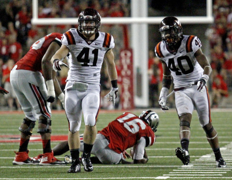 Ohio State loses first home opener in 36 years, 35-21, against Virginia Tech