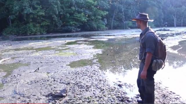 VIDEO: Ohio State grad adventures into 'Breaking Trail'