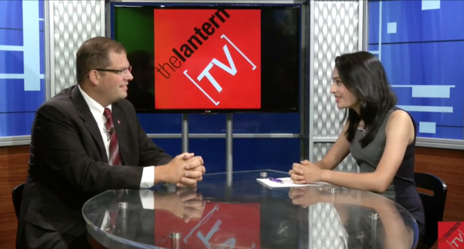 Lantern TV Interview: Jon Waters