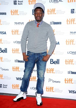 Michael Che attends the screening of Top Five at the 2014 Toronto International Film Festival in Toronto, Canada on September 6, 2014. Credit: Courtesy of MCT.