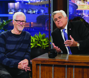 Former Jay Leno producer shares 'Tonight Show' experiences with Ohio State students