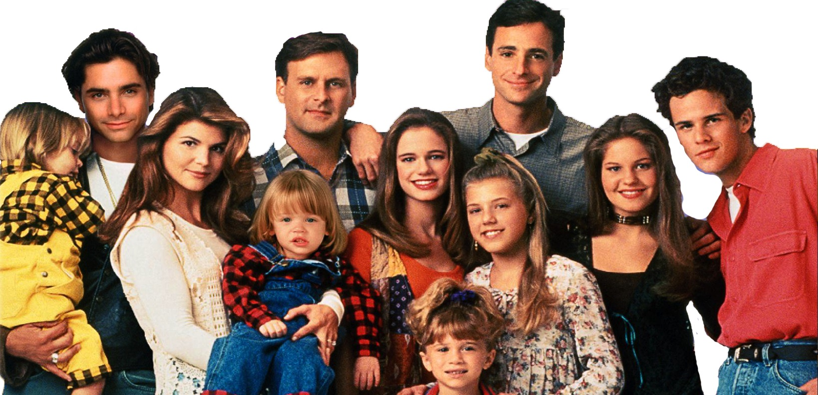 Full house then and now 2014 the image for Classic house voices