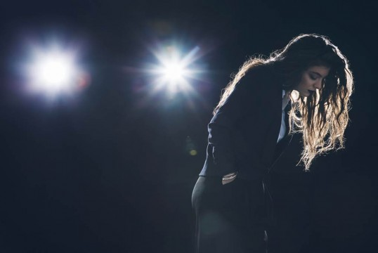 Electronic pop vocalist Lorde is set to perform  on Sept. 23 at the LC Pavilion. Credit: Courtesy of the Windish Agency