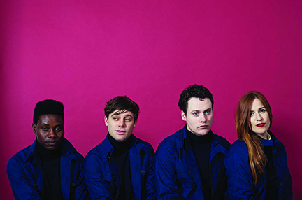 Metronomy is set to perform on Sept. 14 at the Wexner Center Performance Space. Credit: Courtesy of Gregoire Alexandre