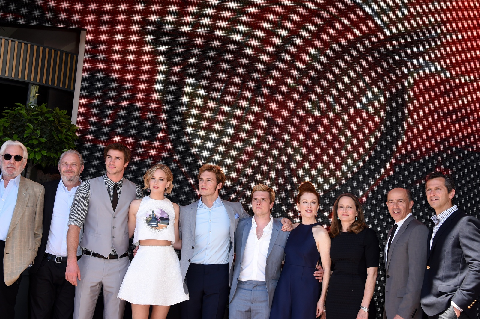 Hunger Games 3 Photocall - Cannes