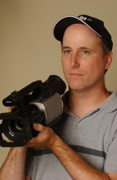 Scott Spears, a cinematographer and lecturer at Ohio State, owns a production company and has worked on more than 30 films throughout his career, including 'Beyond Dream's Door.' Credit: Courtesy of Bill Dow