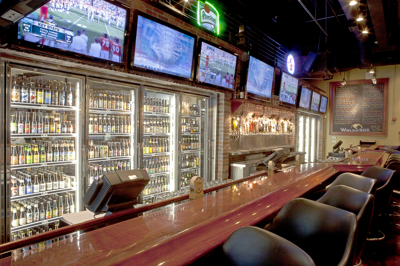 World of Beer at Gateway to change to The District PourHouse