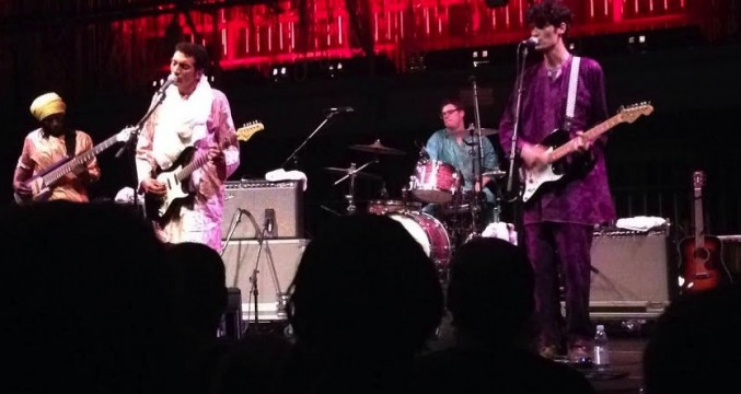 Review: Nigerien guitarist Bombino greets Ohio State with diverse music