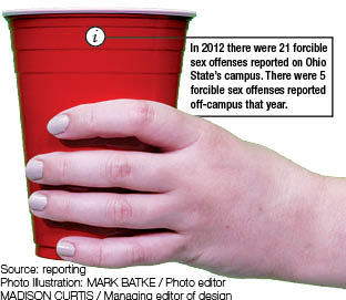 Can nail polish prevent assault?