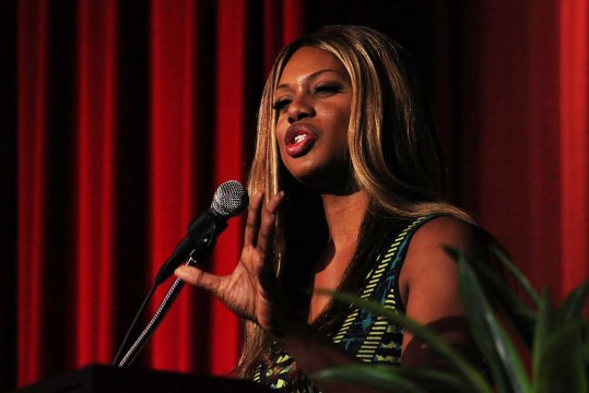 'OITNB' actress Laverne Cox: 'Justice is what love looks like in public'