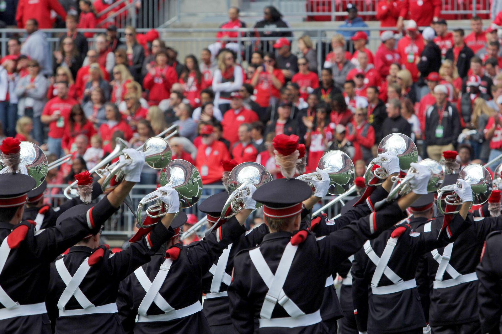 Second marching band director finalist visits campus – The