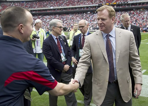 Opinion: NFL, Roger Goodell must be more consistent with punishments