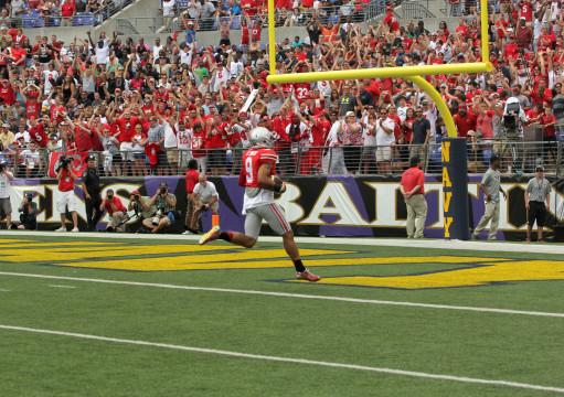 Ohio State's Devin Smith electrifies Buckeye offense