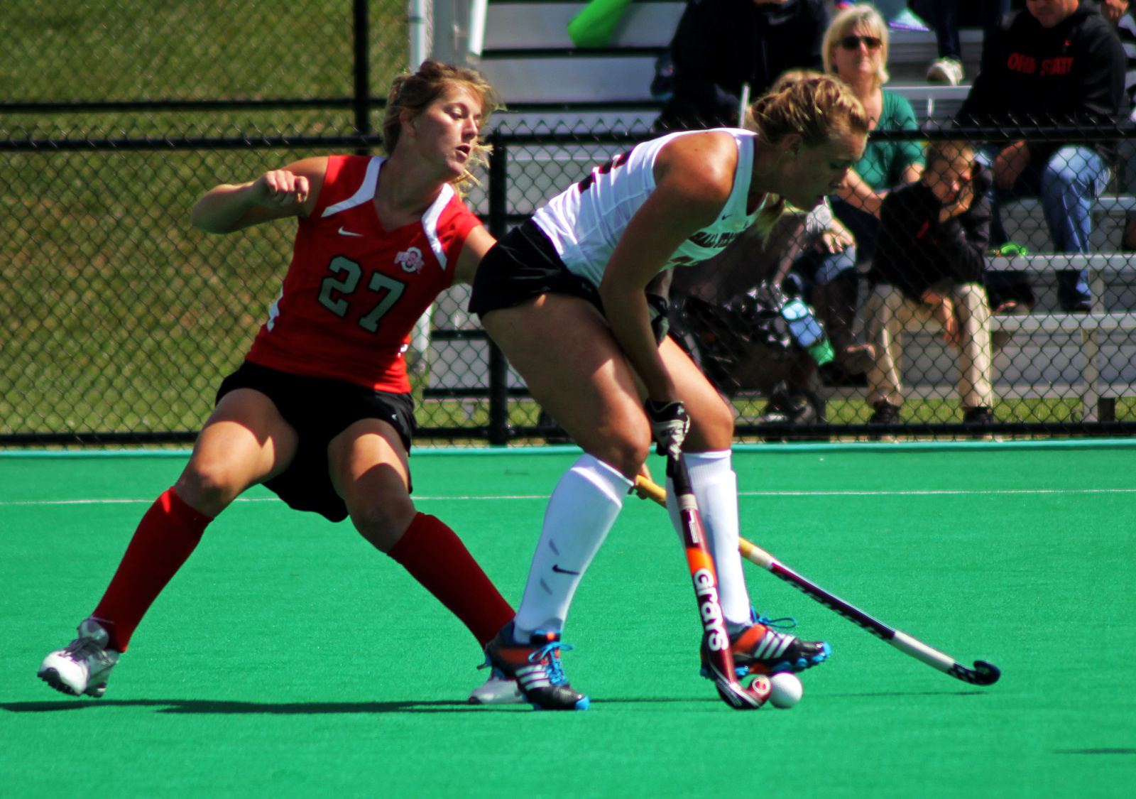 field hockey a team sport Field hockey is an equivalency sport for ncaa these are the results of our survey of ncaa i schools that sponsored varsity field hockey teams during their.