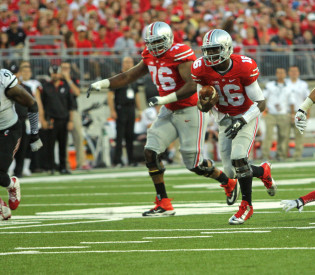 Despite praise and accolades, J.T. Barrett is still earning his stripes