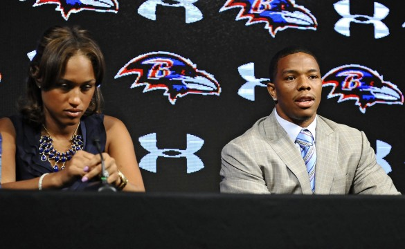 Opinion: Ray Rice's actions were unacceptable, but provide lesson for society