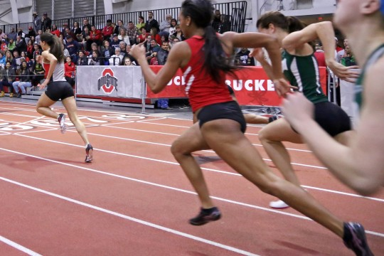 6 Ohio State women's track team members hospitalized, released