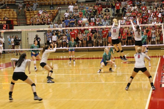 Ohio State women's volleyball to continue streak of road games