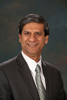 Anil Makhija is set to become Fisher College of Business's new dean Nov. 1 pending Board approval.  Credit: Courtesy of OSU