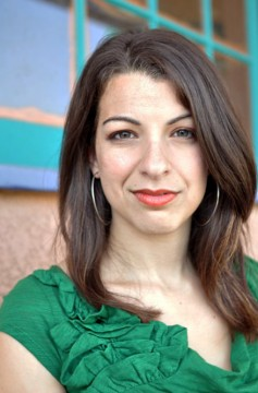 Anita Sarkeesian, a culture critic, recently canceled an event at Utah State after the university received threats. Credit: Courtesy of Anita Sarkeesian.