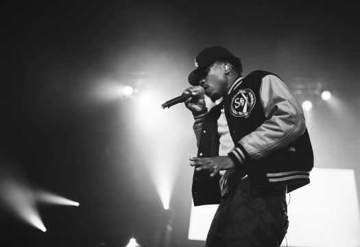 Review: Chance the Rapper tells his story to Ohio State students in energetic concert
