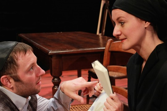 Character's artistry, play's set evolve in theater production of 'My Name is Asher Lev'