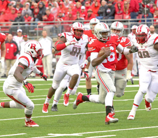 Ohio State focuses on improving after 39-point win