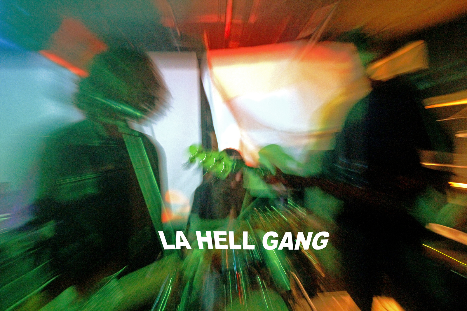 Psychedelic Band La Hell Gang Blossoms From Fertile
