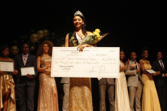 Gallery: 32nd Annual African-American Homecoming Pageant