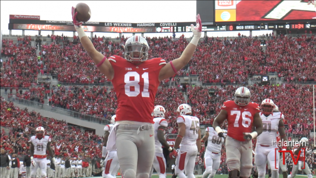 Highlights from Ohio State vs. Rutgers