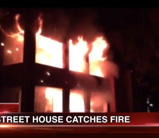 Buckeye News Now: Summit Street fire leaves students stranded