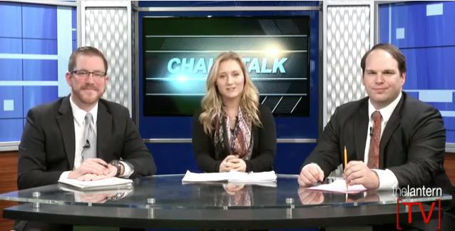 Chalk Talk: Football heads to PSU, women's volleyball Michigan week, men's soccer and women's hockey