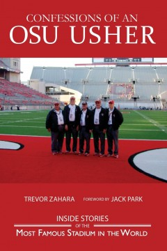Trevor Zahara's book was released as an e-book in late August before becoming available in print in September.