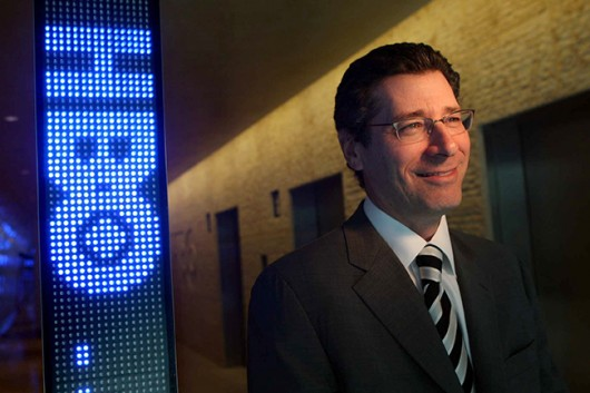Eric Kessler, then co-president of HBO, helped launch HBO GO in 2011. Credit: Courtesy of MCT