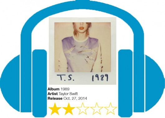 Album Review Taylor Swift S 1989 Cliche Easily Shrugged Off The Lantern