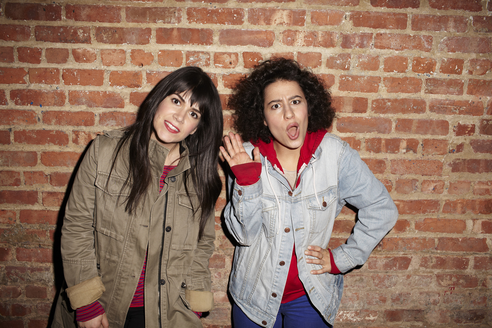 Abbi Jacobson (left) and Ilana Glazer of the Comedy Central show 'Broad City' are set to come to OSU on Nov. 10 in an OUAB-sponsored event.  Credit: Lane Savage, courtesy of Comedy Central