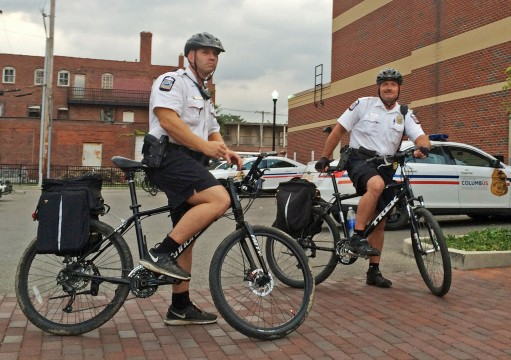 Columbus Division of Police bike patrol aims to be more accessible than cruisers