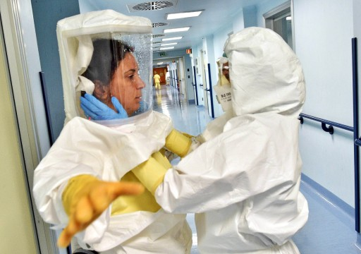 Ebola cases lead to hysteria, fake reports of virus