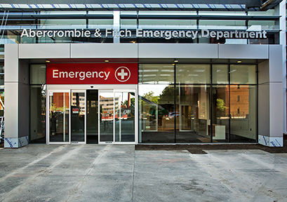 The Abercrombie & Fitch emergency department is one of the country's first cancer emergency departments.  Credit: Courtesy of OSU