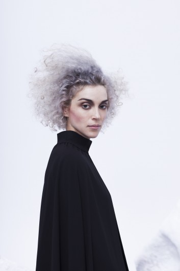 St. Vincent performed on Oct. 1 at The Newport in Columbus. Credit: Courtesy of Shore Fire Media