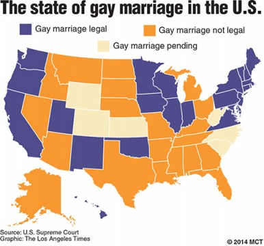 Opinion: Same-sex marriage decision represents step forward
