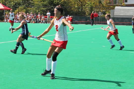 Ohio State field hockey set for matchup with Rutgers
