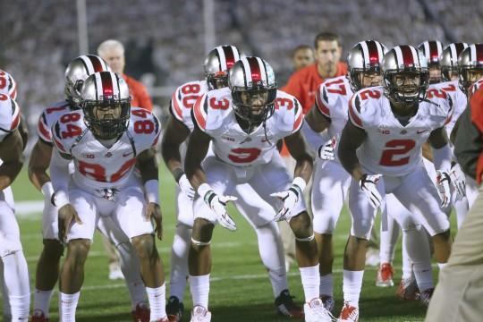 Buckeyes look to stay the course against Illinois